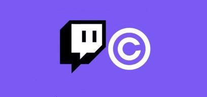 Twitch DMCA Response