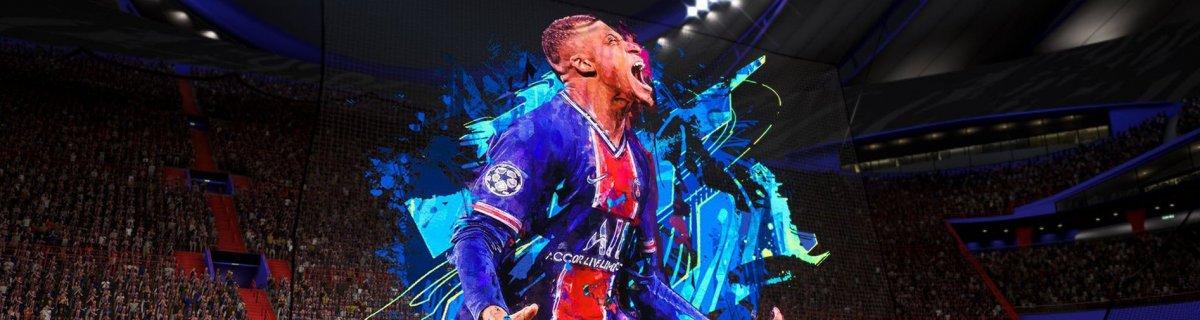 FIFA 21 Mbappe Header