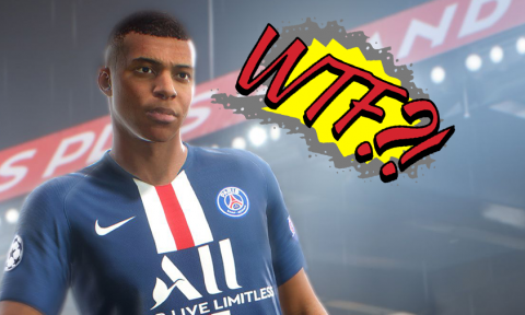 FIFA21 WTF Moments Of The Year