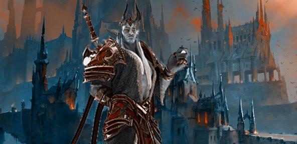 Sire Denathrius wow shadowlands