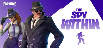The Spy Within Fortnite