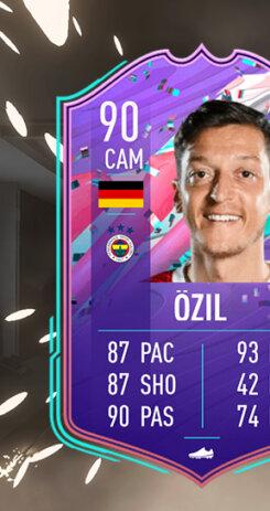 FIFA 21 FUT Ze. (Im Menü)