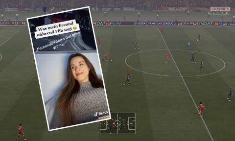 TIktok und FIFA WL