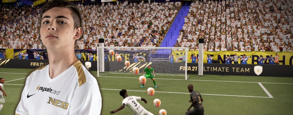 FIFA 21 Rainbow Flick Skorpion Kick