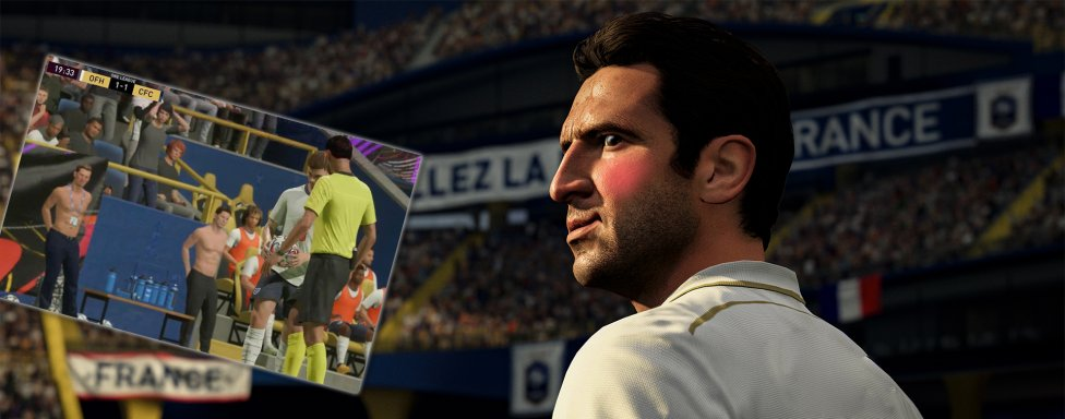 Nude Bug In FIFA