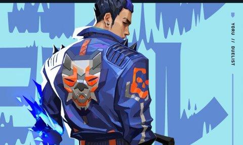 Riot Games Valorant Yoru