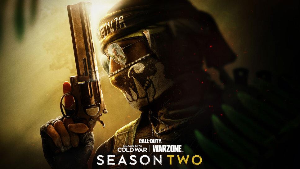 CoD Warzone Cold War Season 2