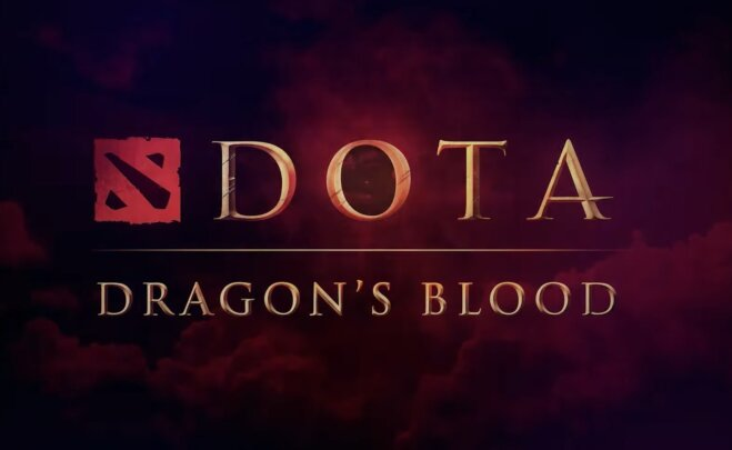 Dota Dragons Blood Netflix