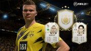 FIFA 21 EA Sports Icon Uprade SBC Mid Prime