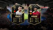 FIFA 21 TOTW 22 Ronaldo Rashford