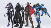 Overwatch 2 New Hero Looks
