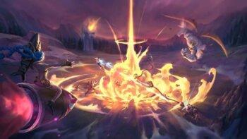Blitz Modus League of Legends