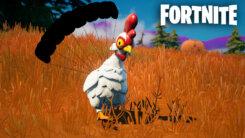 Chicken Fortnite
