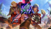 Header Skin Und Items