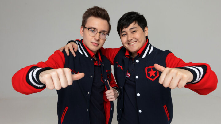 The Rise Of Gambit Esports