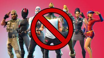Fornite Ban Header
