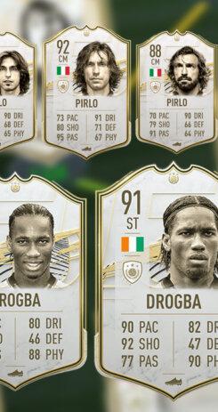 FIFA 21 Ikonen SBC