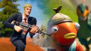 Fortnite Epic Games Reboot