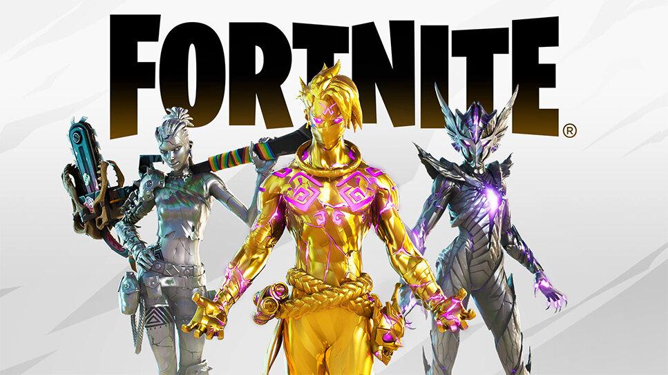 Fortnite Epic Games Super Leveling