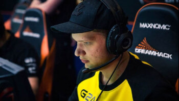 S1mple Dreamhack Spring 2021
