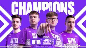 Ultra Major II Champs