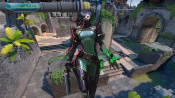 VALORANT Viper Riot Games Breeze