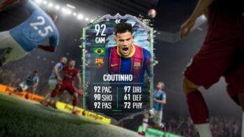 Coutinho FIFA 21 EA Sports