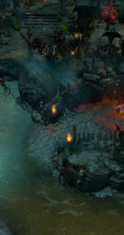 Dota2 Map Control Featured