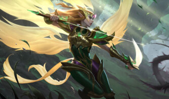 Kayle Gets Buffed In Patch 11 10