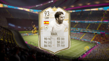 Raul FIFA 21 Icon Prime Moments SBC EA Sports