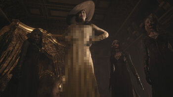 Resident Evil Village Lady Dimitrescu Capcom