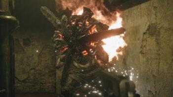 Sturm Resident Evil Village Capcom