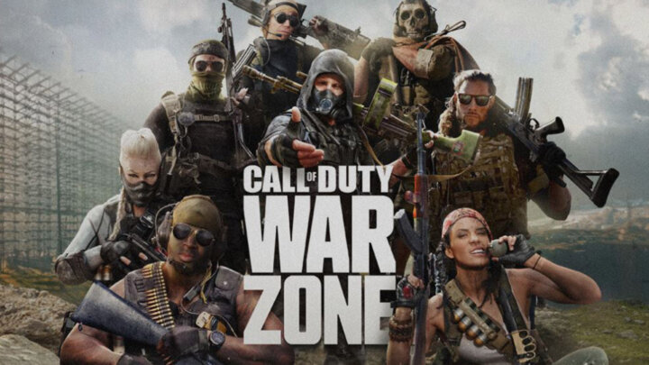 Warzone Call of Duty Activision