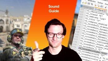 Sound Settings in CS:GO