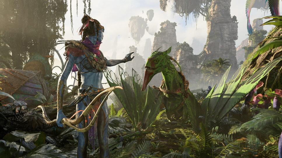 Avatar Header