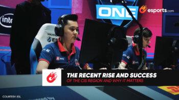 CIS Region Rise Header