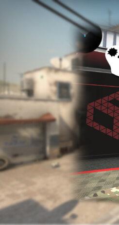 CSGO Yprac Aim Map