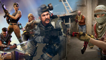 Cheater Video Games Fortnite Warzone CSGO