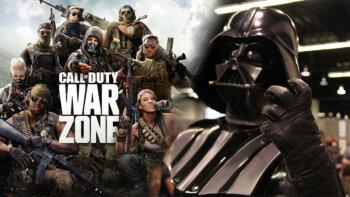 CoD Warzone Darth Vader