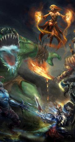 Dota 2 Teamfighting Part 1