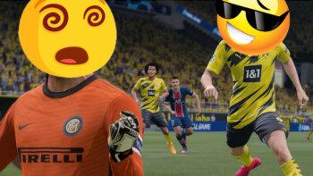 FIFA 21 Schönstes Tor