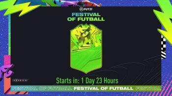 Festival of FUTball FUT 21 EA Sports