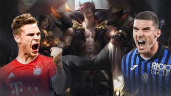 Kimmich Gosens Sett League Of Legends Riot Games