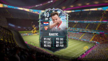 SBC Rakitic FUT 21 Flashback EA Sports