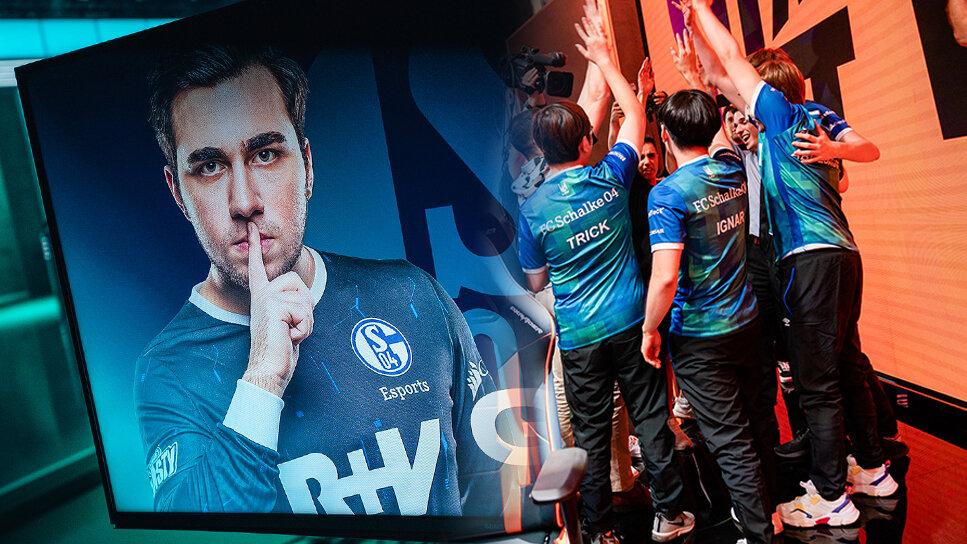 Schalke 04 Esports LEC Michal Konkol Riot Games