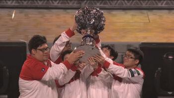 Taipei Assassins Win Worlds
