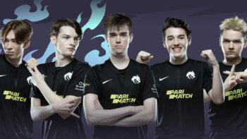 Team Spirit Qualify For TI
