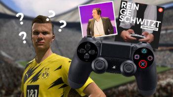 Anfängerfehler in FIFA