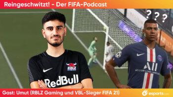 Umut und was in FIFA 21 nervt