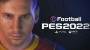 PES 2022 Header